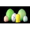 Świece Wielkanocne